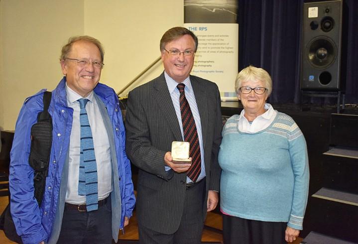 Dobson Henry Medal Presentation