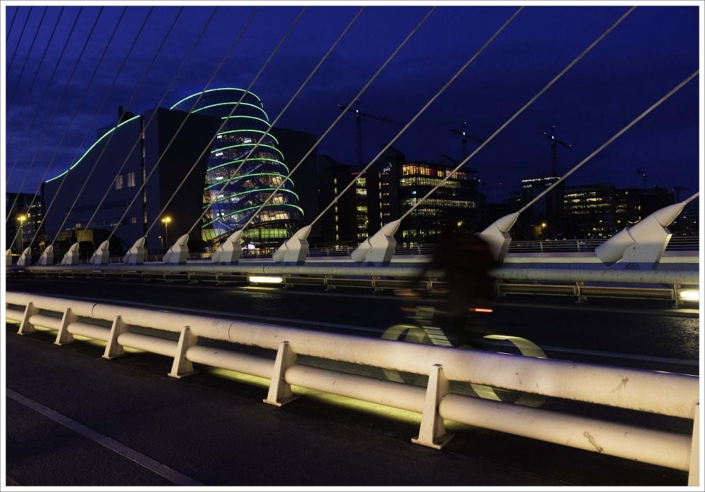 Sam Beckett Bridge