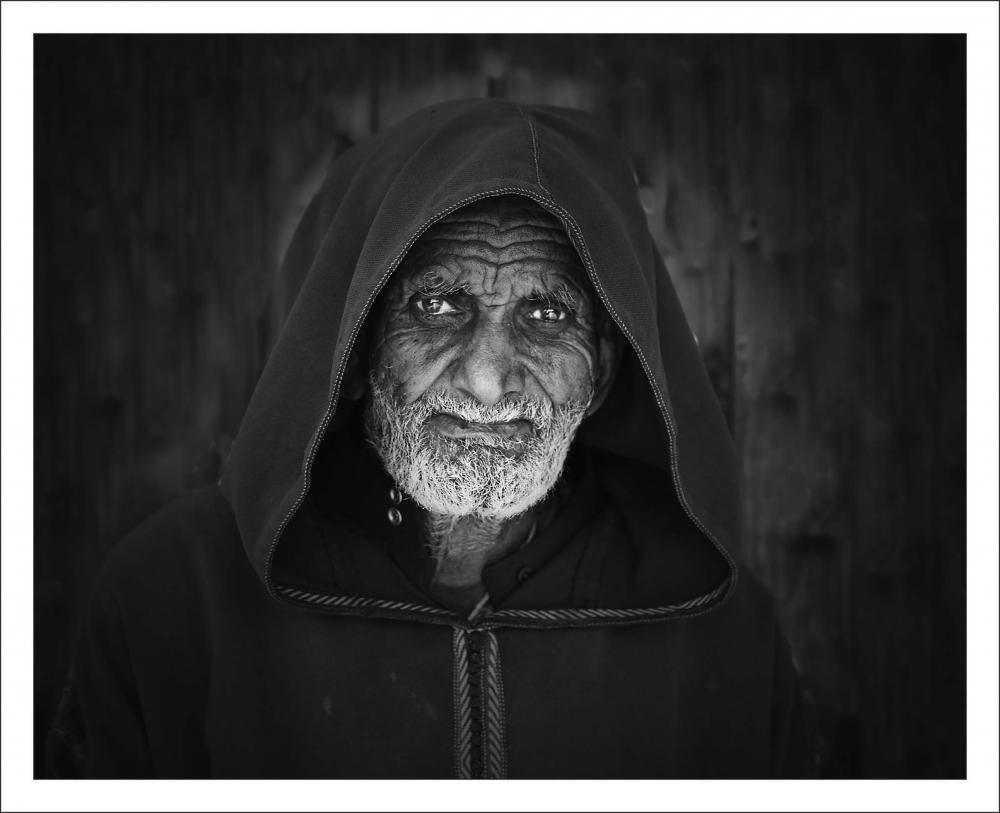 Morocco Monk