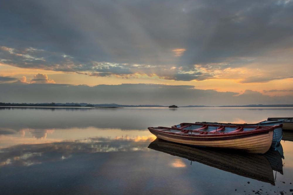 Lough Owel Sunset