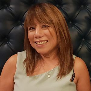 Aida Best Tolentino - Secretary