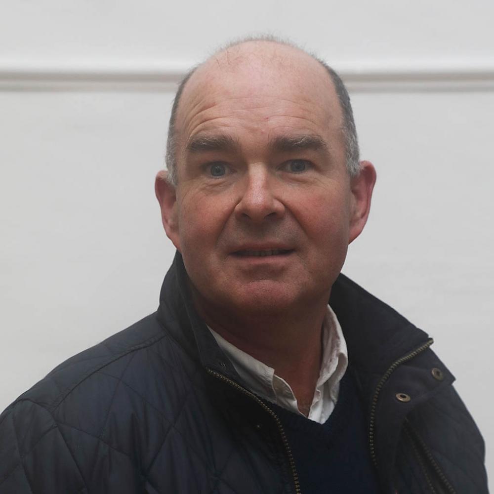 Gerry Kerr - Competition Secretary