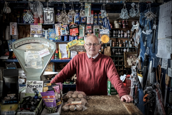 Macroom shopkeeper