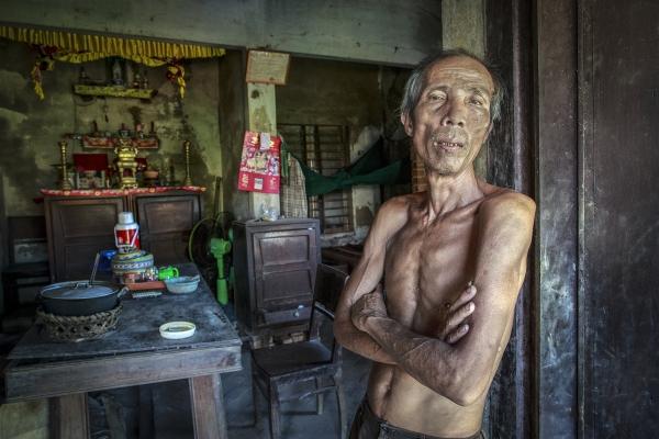 Village man