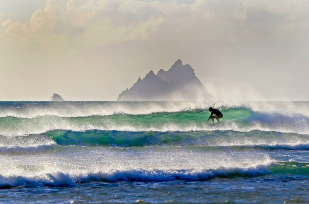 Skelligs Surfer